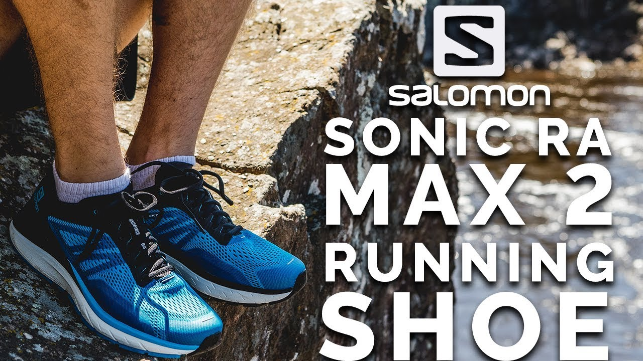 quite nice new design get online Salomon Sonic RA Max 2 Running Shoes