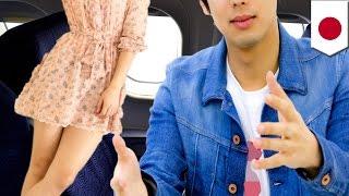 Japanese molester, naaresto sa US matapos asultuhin ang isang babae sa eroplano!