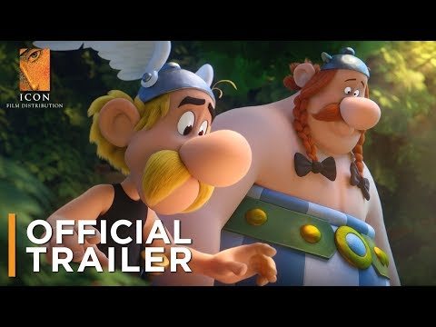 ASTERIX: THE SECRET OF THE MAGIC POTION   Official Australian Trailer