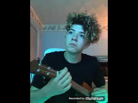 Jack avery sings Hallelujah During live stream