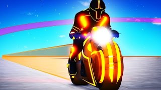 BEST GTA TRON MINIGAME EVER! (GTA 5 TRON DLC)
