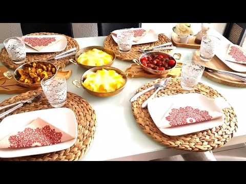 روتين-#شتاء_اليوتيوبوز-تحضير-مائدة-غذاء-و-قوتي-بشكل-مميز-وصفة-طرطة-التفاح-و-بان-كيك-الياباني-routine