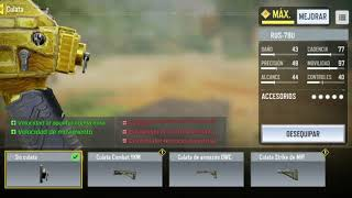 MEJOR CLASE PARA HARD POINT!!!!- CALL OF DUTY MOBILE
