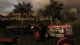 Map, mods et DLC #2 - Farming Simulator 2011 - Extension Classics [3/3]