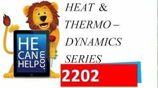 [MM 2202] TEST + A [Thermodynamic Scale Kelvin] 21/100 Physics Thermodynamics Series {HECANHELP.COM}