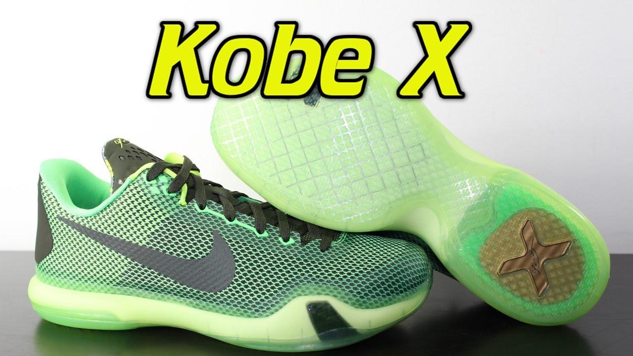 818f142e2420 Nike Kobe X