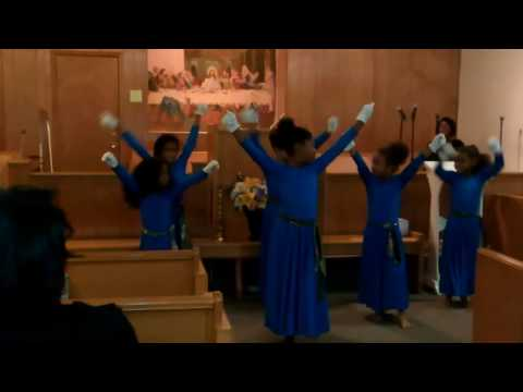 My God is Awesome Praise dance.