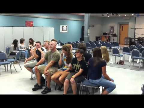 Extreme Musical Chairs