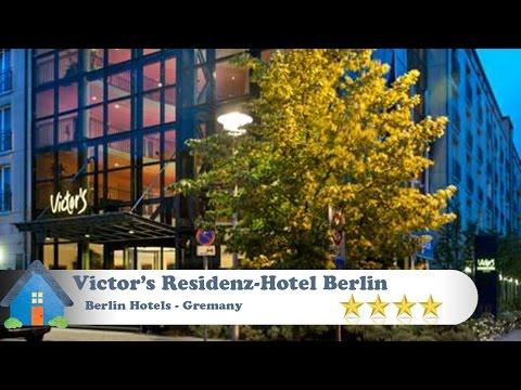 Victor's Residenz-Hotel Berlin - Berlin Hotels, Germany