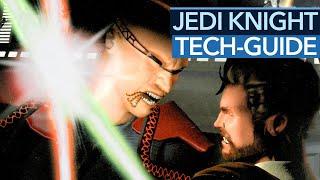 Star Wars: Jedi Knight - 1080p & mehr Details auf Windows 10 - Guide
