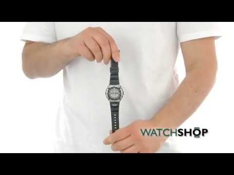 Men's Casio Sports Alarm Chronograph Watch (AQW-100-1AVEF)