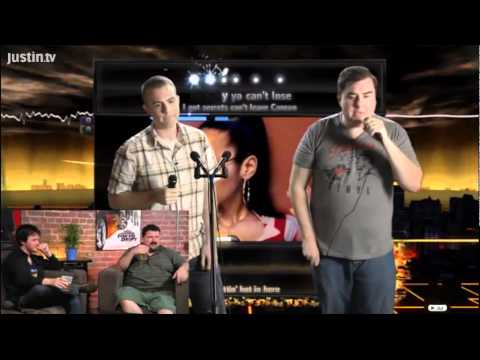 Giant Bomb - Brad & Jeff Sing Nelly - Hot In Here