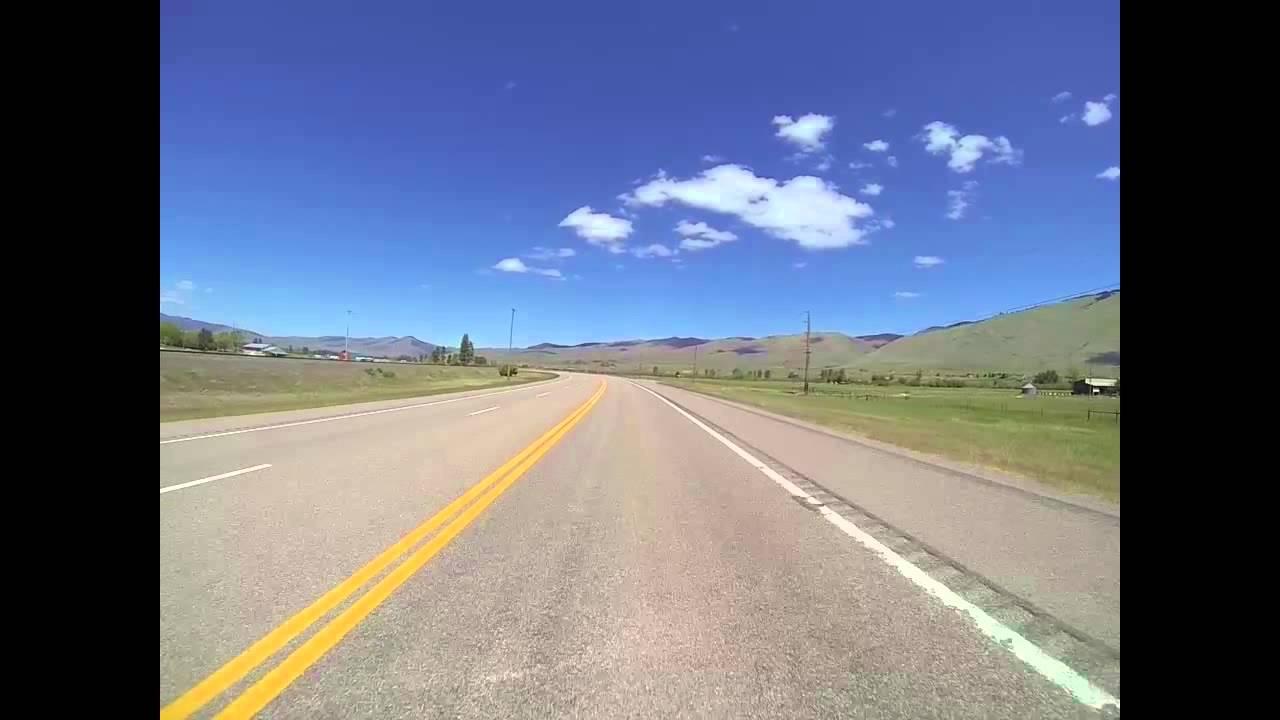 Trail of Highways™ Arlee to Ravalli U S Highway 93, Montana 5 20 2015 sp3