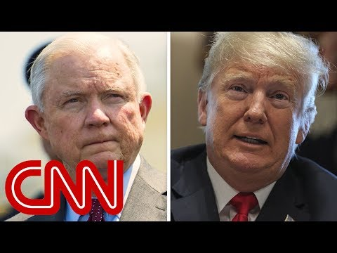 Trump wants Sessions to investigate New York Times op-ed