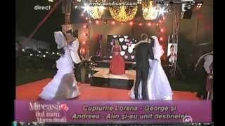 Andreea &amp Alin Un mire si o mireasa, un DA si o poveste de dragoste!!!
