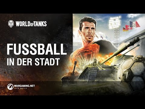 Fußball in der Stadt [World of Tanks Deutsch] thumbnail