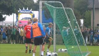 ☆ ClubBruggeTV • Fotoreportage: fandag Club Brugge 2011-2012 (Deel 1) ☆