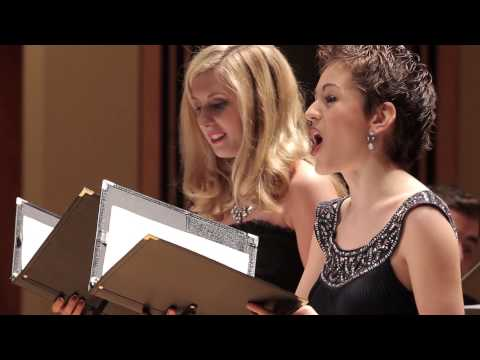 MONTEVERDI Zefiro torna feat. Amy Broadbent and Kellie Motter - April 2014
