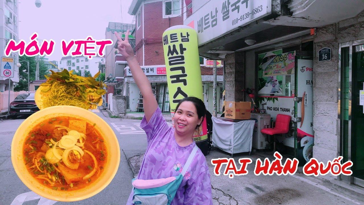 Khám phá món Việt trong lòng thủ đô Seoul   B••••Yellow Official