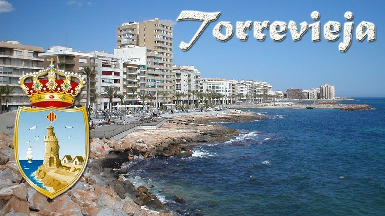 LOVE FROM TORREVIEJA