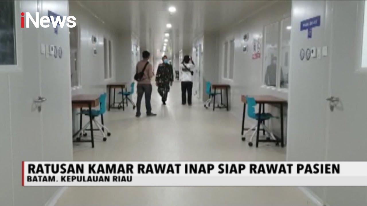 Meski Sudah Diresmikan, RS Darurat Corona Pulau Galang Belum Bisa Menerima Pasien – iNews Sore 06/04