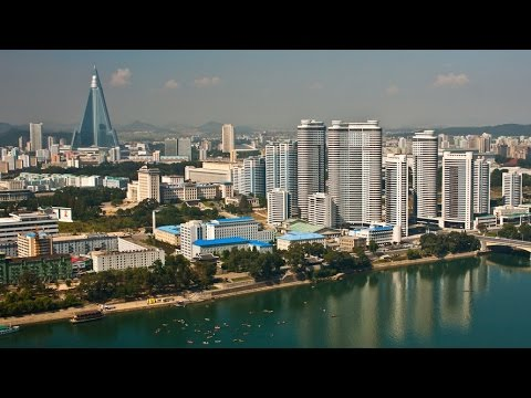 Pyongyang - North Korea's capital