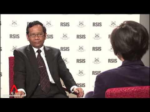 Indonesia- Mahfud M D's take on corruption