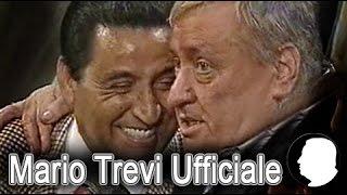 MARIO TREVI e MARIO MEROLA - Dduje paravise (La vita in diretta, 5/5/2001)