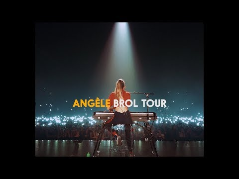 Youtube: Angèle – Brol Tour