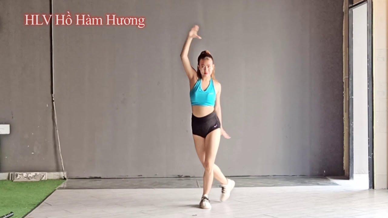 Aerobic| Bài tập Aerobic 10 | Khỏe và đẹp cùng bài tập Aerobic 10 của HLV Hồ Hàm Hương