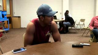 Video Interview: Roberto Aguayo on 2015 preseason