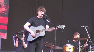 Jake Bugg - The Love We're Hoping For @ Fuji Rock 2016, Green Stage