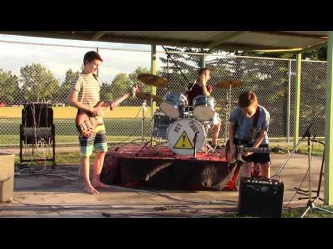 Wet Paint concert (set #1) - June 28, 2016 - Highwood Outdoor Pool