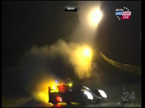 le mans 2011 audi car 1 crash mike rockenfeller video 2 youtube. Black Bedroom Furniture Sets. Home Design Ideas