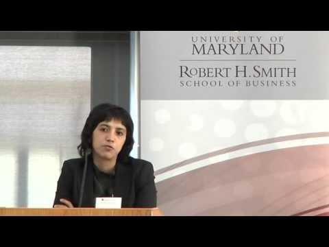 2012 Emerging Markets Forum: Rohini Pande