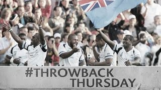 Fiji brilliance shocks Wales in 2007