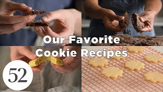 Our Favorite Cookie Recipes