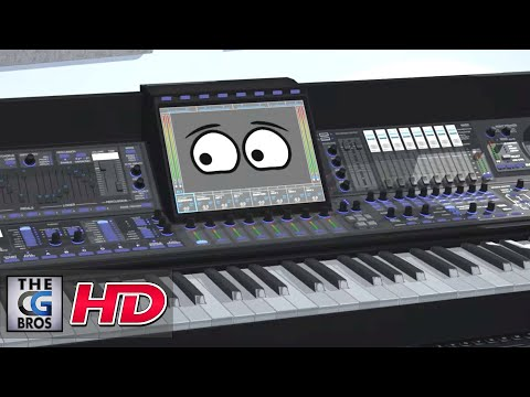 """CGI 3D Animated Short: """"Piano Store"""" - by Colby Nordberg   TheCGBros"""