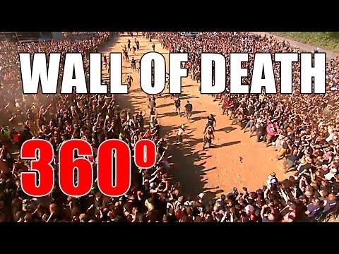 PRIMER WALL OF DEATH 360º - Heaven Shall Burn (Resurrection Fest)