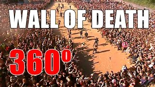 FIRST WALL OF DEATH 360º- AMAZING!! Heaven Shall Burn (Resurrection Fest)