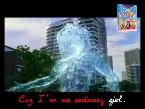 H2O en DVD - karaoke para cantar la intro de las sirenas