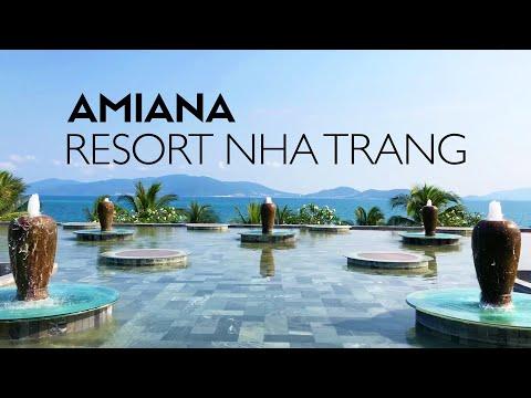 AMIANA RESORT NHA TRANG, VIETNAM - RESORT 5 SAO | Huy Kutis