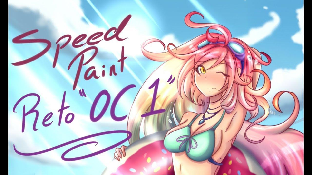 Speedpaint OC Sai Color