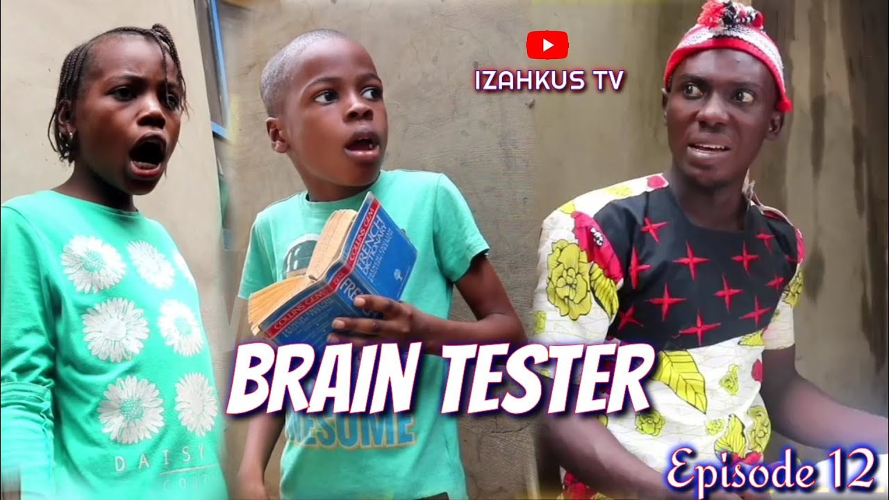 EMMANUELLA BRAIN TESTER (Mark Angel Comedy) (Izah Funny Comedy) (Episodes)