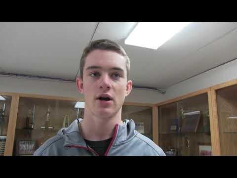 101.5 Kiss FM Athlete of the Week: Cole Henry, Oskaloosa