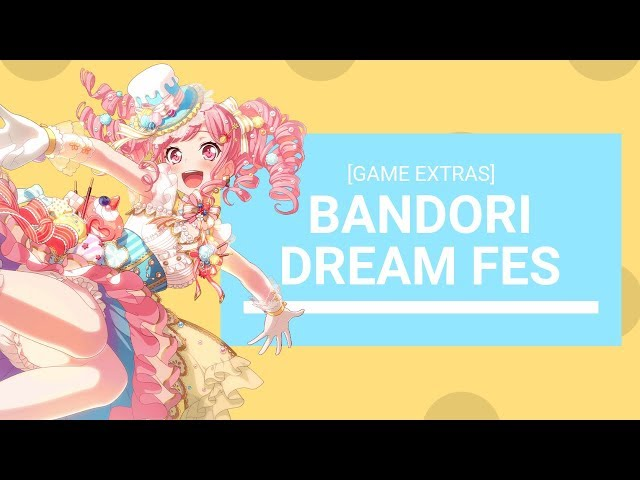 ☆[Game Extras] Bandori - New Years Dream Fes Gatcha 2500 Stars☆