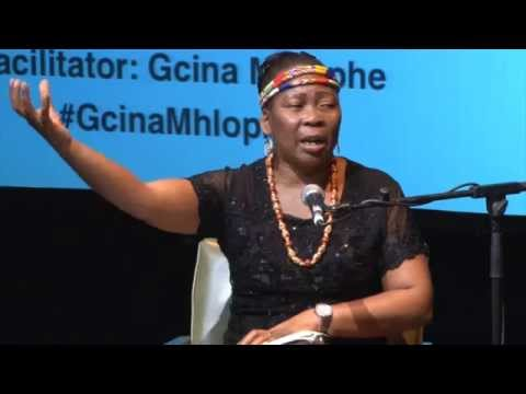 Telling the African Story - 17th Time of the Writer 2014