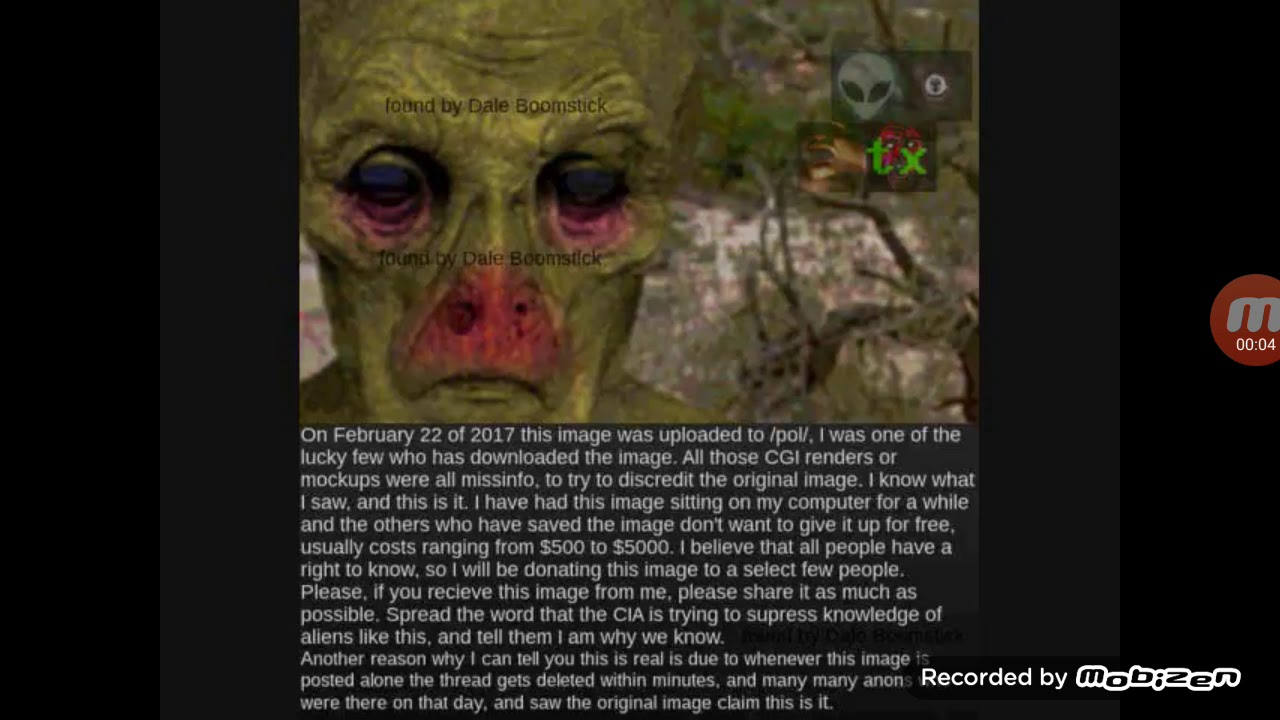 extraterrestre 4chan