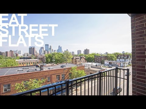 (Rented) Moving to Minneapolis?  Top floor condo with skyline views for just $1250/mo!