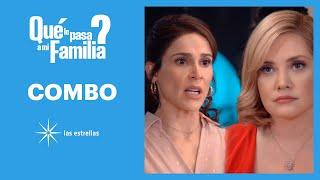¿Qué le pasa a mi familia?: ¡Regina le pone un alto a Ofelia! | C-60 | Las Estrellas